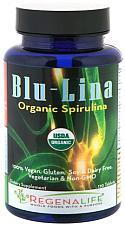 Blu-Lina - Organic Spirulina