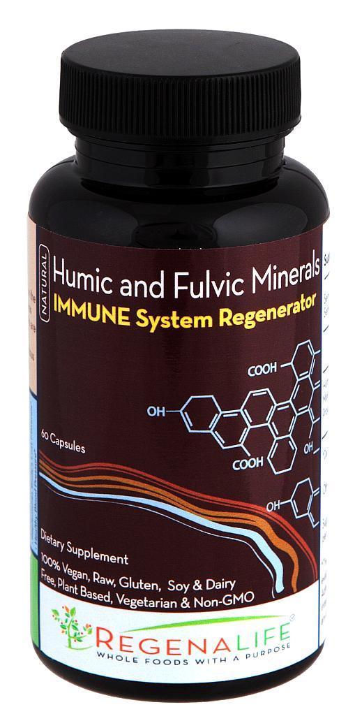 Humic Minerals - Capsules