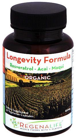 Longevity Formula