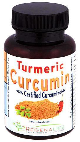 Turmeric - Curcumin